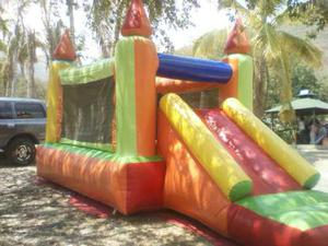 Castillo Inflable 6 X 4