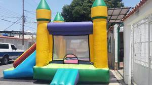 Colchón Inflable Para Fiestas Infantiles En Venta Usado