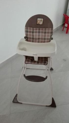 Silla Para Bebe Marca Cosco Poco Uso Como Nueva