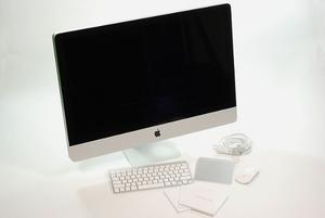 Apple Imac 27 I5 3,1 Ghz I5 8gb Ram Hd 1gb Dd 1tb Impecable