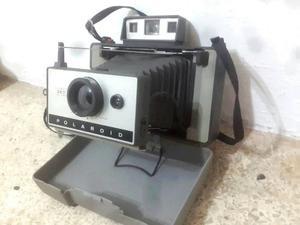 Camara Antigua Polaroid. Colección