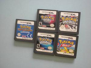 Combo De Pokemon Para Ds Y Dsi