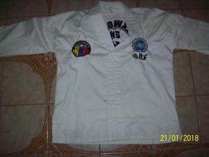 Kimono De Taekwondo Para Niño