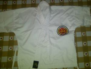 Kimono O Karategui Talla 0 Y 1
