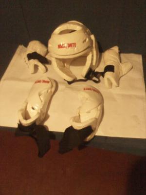 Kit De Protección De Kenpo Karate
