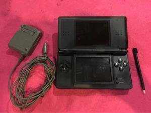 Nintendo Ds Lite Rojo Con Cargador + Memoria De Juegos