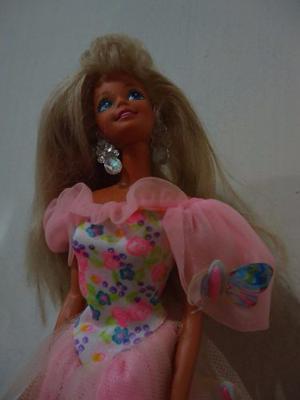 Barbie Vestido Mariposa