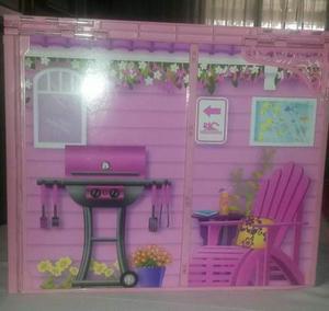 Casa De La Barbie Mattel