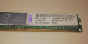 Memoria Samsung 8gb 4rx8 Pc3l - r Ibm Certified