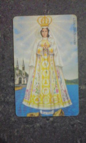 Sg2 Tarjeta Cantv, Virgen Del Valle.