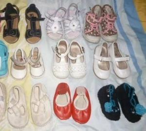 Zapatos Sandalias Niña Usado Oferta