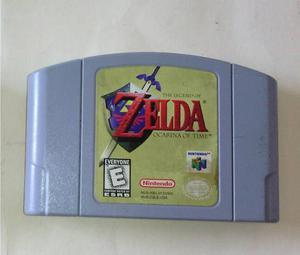 2 Juego Nintendo 64 The Legend Of Zelda