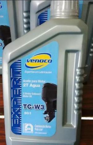 Aceite 2 Tiempo Fuera De Borda Venoco