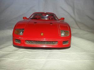 Carro Colección Bburago Ferrari F-40