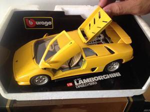 Carro De Colección Lamborghini Diablo () Escala 1/18