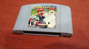 Casette Mario Kart Para Nintendo 64