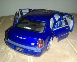 Chrysler 300c Escala 1/24 Coleccion Jada Dubcity En Caja