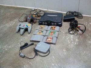 Vendo O Cambio Nintendo 64 En Prrfecto Estado