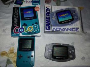 Game Boy Advance Y Color