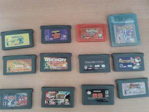 Juegos De Game Boy Advance Sp Gameboy Gba Gba