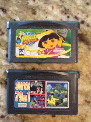 Juegos Para Game Boy Advance Usado