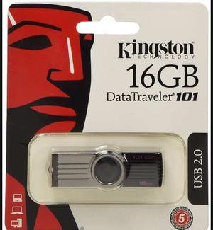 Pendrive Kingston De 16 Gb.