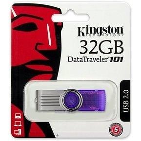 Pendrive Kingston De 32 Gb 2.0