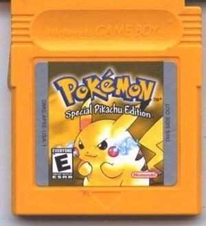 Pokemon Special Pikachu Edition