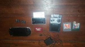 Vendo O Cambio Mi Psp Game Boy Migro Y Game Boy Color