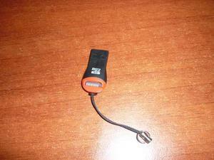 Adaptador Micro Sd A Usb Lector De Memoria Micro Sd