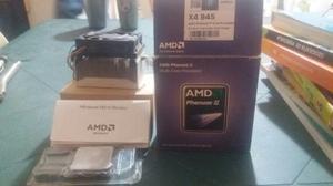 Amd Phenom Ii X4 3.0 Ghz 945 Dened Soke Am3