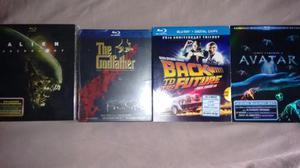 Clásicos Del Cine En Blu-ray Para Coleccionistas
