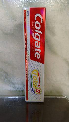 Crema Dental Colgate Total 12 Importada De Mexico 110 Gr