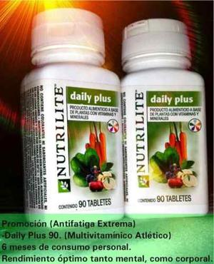 Daily-plus De Amway 90 Tabs