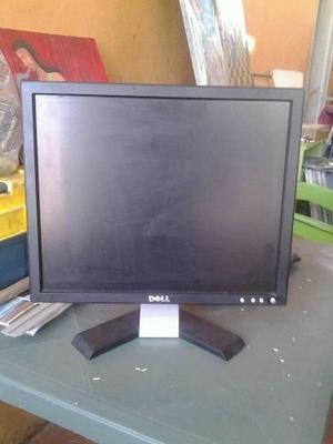 Monitor 17 Pulgadas Marca Dell Usado