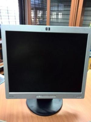 Monitor Hp 17 Pulgadas Modelo L Buen Estado Funcional
