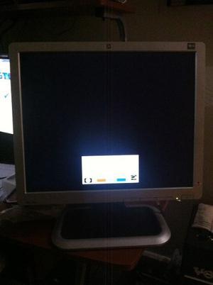 Monitor Hp L De 17 Excelente Imagen Y Fucionamiento