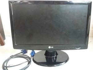 Monitor Para Pc De 19 Pulgadas Marca Lg