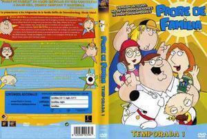 Padre De Familia Family Guy 1ra Temporada