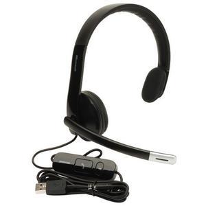 Audifonos Microsoft Usb Lifechat Lx- Call Center Oficina