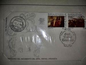 Bicentenario Del Nacimiento De Rafael Urdaneta