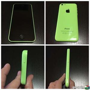 Iphone 5c 16gb Original + 1forros + Cable