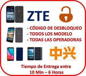 Liberar Telefono Zte Maven 3 Z835 Z812 Z831 Z830 Z828 Todos