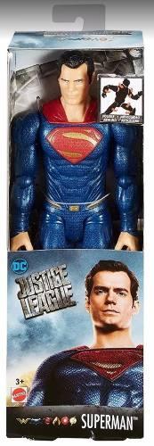 Superman Liga De La Justicia Original