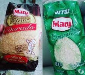 arroz mary por bulto de 24 kilos