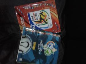 Albun De Coleccion Mundial De Futbol