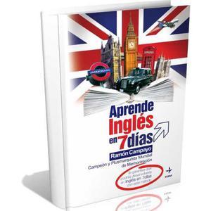 Aprende Ingles En 7 Dias-libro Digitalpdf