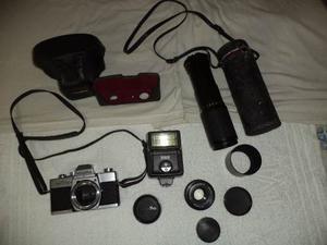Camara Reflex Minolta Srt100x