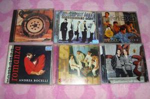 Cd De Backstreet Boys + Otros