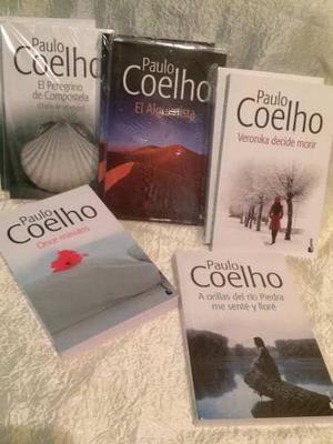 Colección Libros De Paulo Coelho Se Venden Separados